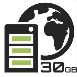 V30GB SSD
